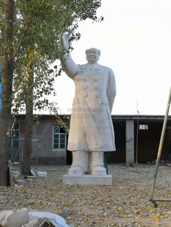 毛主席伟人像模型